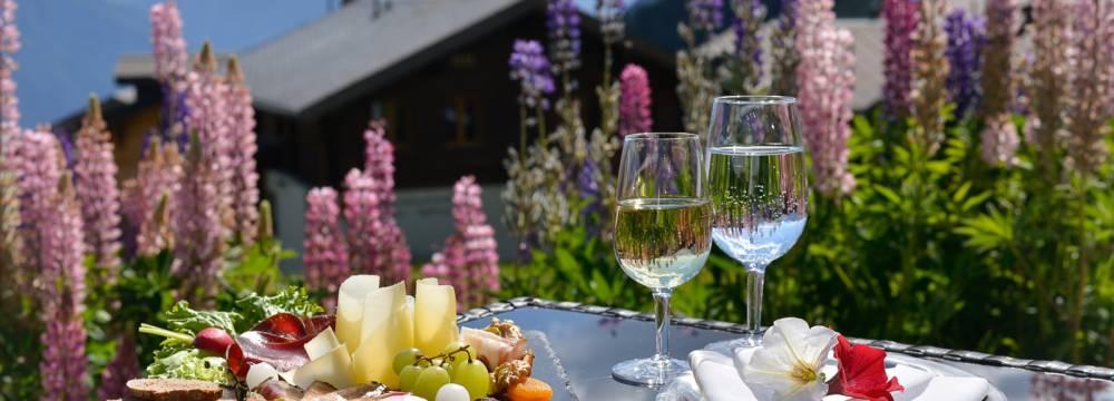 Restaurants in Bettmeralp: Hotel Bettmerhof