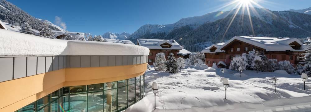 Hotel Vereina in Klosters