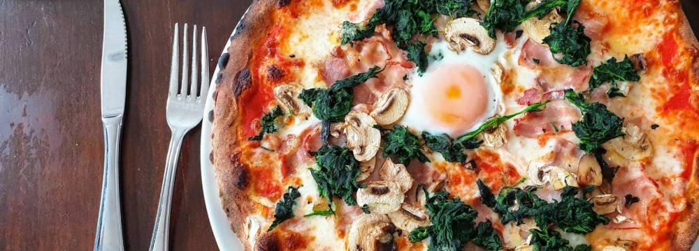Ristorante Pizzeria del Centro in Ronco sopra Ascona
