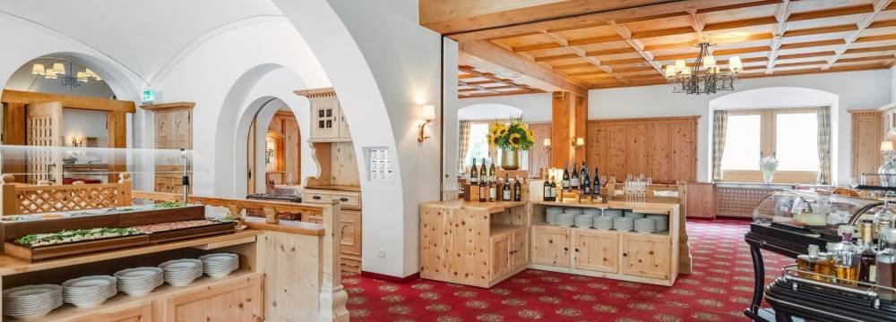 Enoteca & Osteria Murutsch in Sils im Engadin