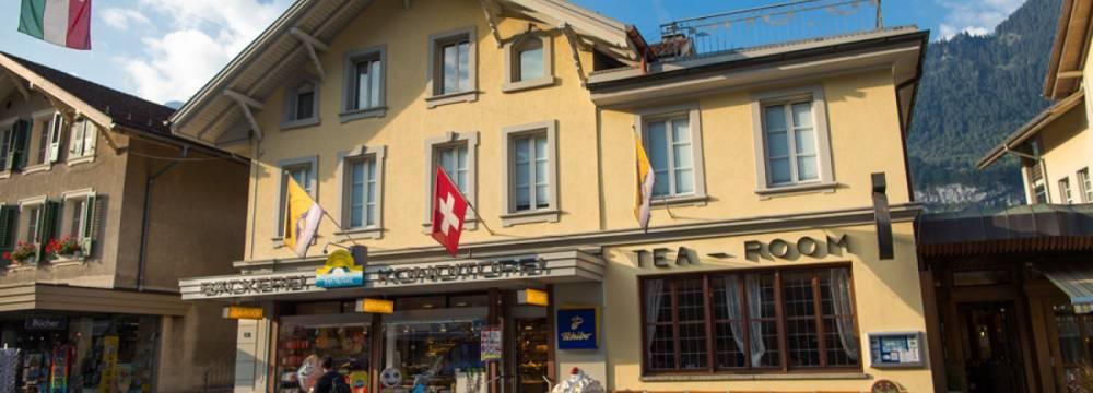 Tea Room Frutal in Meiringen