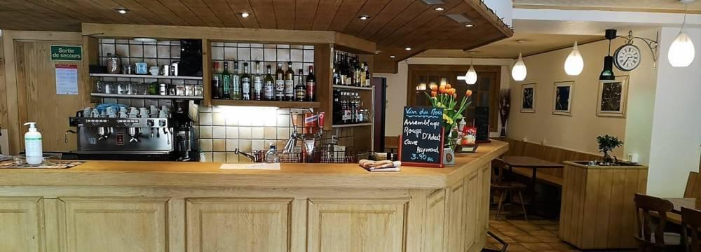 Restaurants in Saillon: Café restaurant de la Poste, Saillon