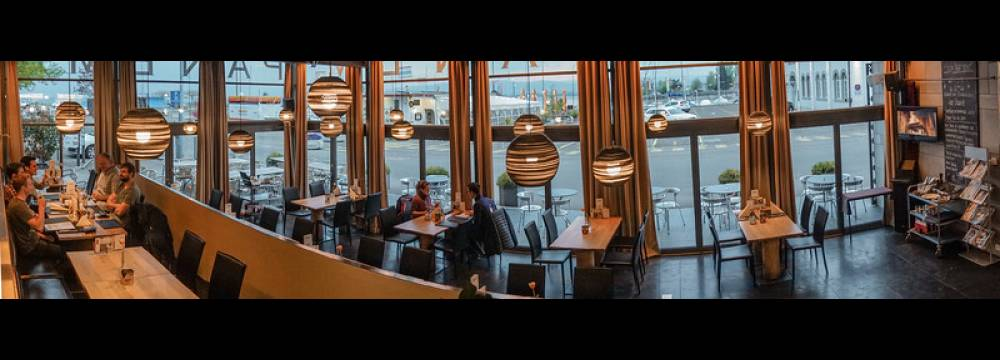 Restaurants in Romanshorn: Panem Restaurant