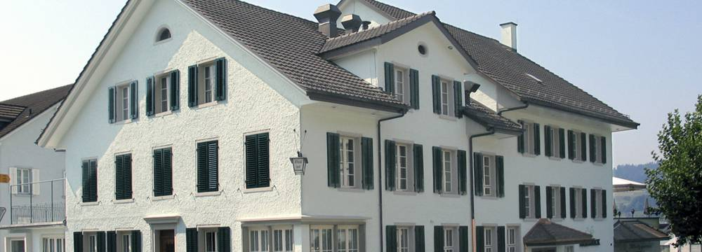 Restaurants in Seengen: Restaurant und Metzgerei Rebstock