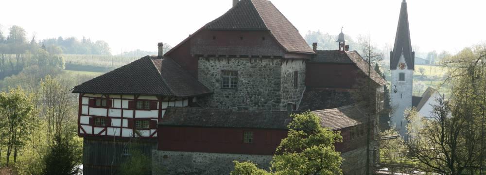 Wasserschloss Hagenwil in Hagenwil bei Amriswil