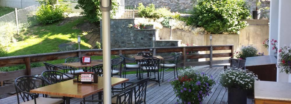 Fillis Restaurant Bar Lounge in Scuol