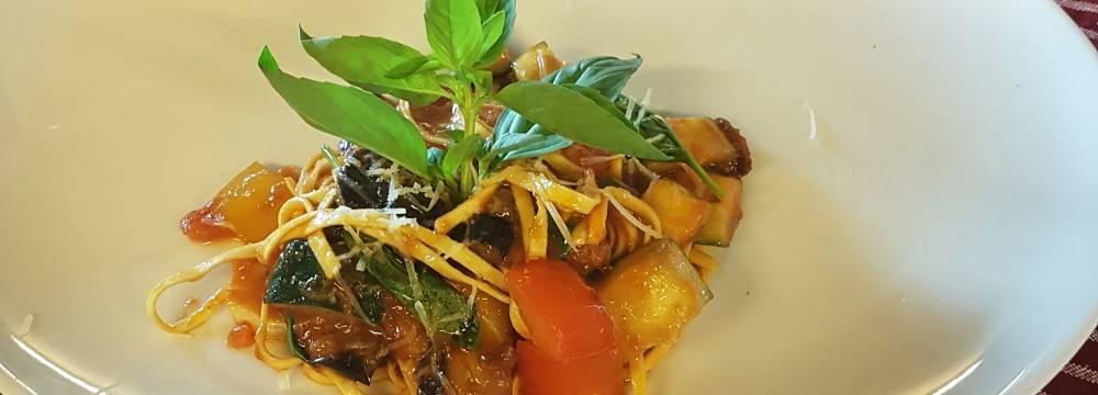 Restaurants in Flims: Casa Berendi