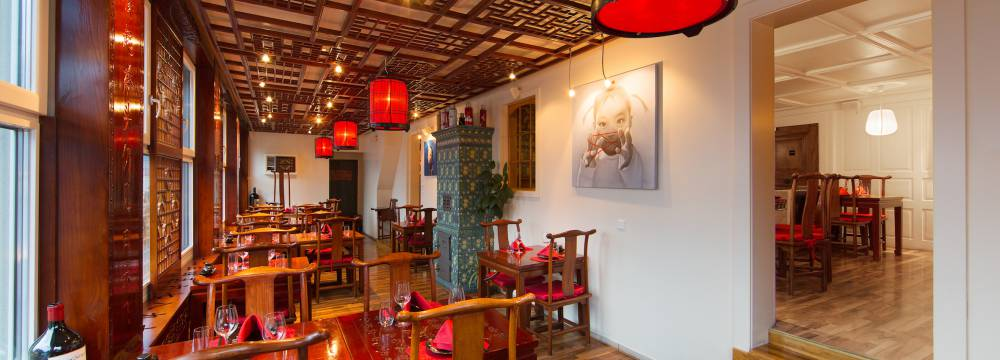 Restaurants in Hochdorf: China Restaurant Jialu