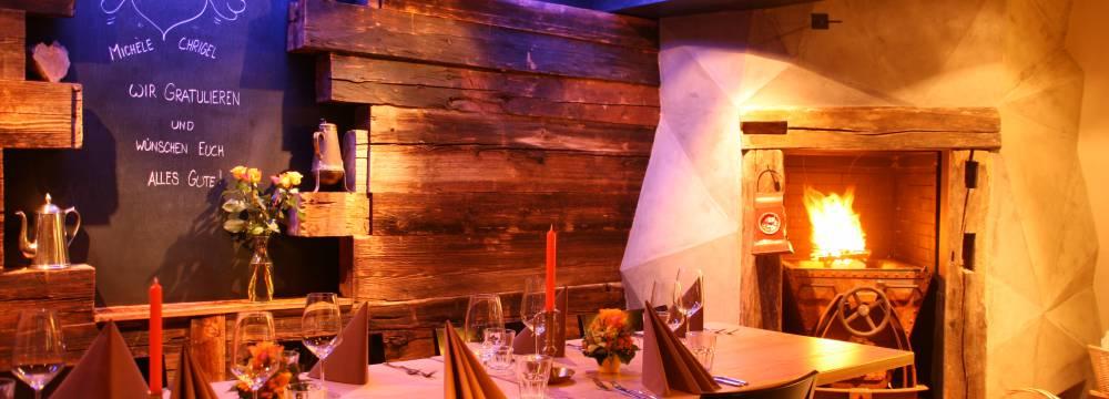 Restaurants in Grindelwald: Cafe 3692