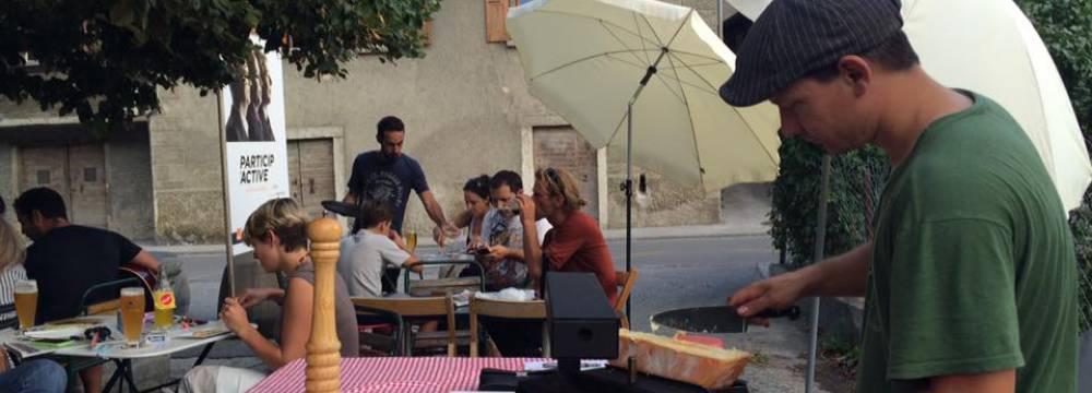 Café du 1er Août in Sierre