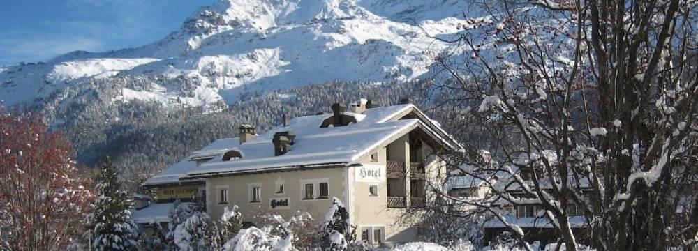 Restaurant Chesa Grischa in Sils-Baselgia im Engadin