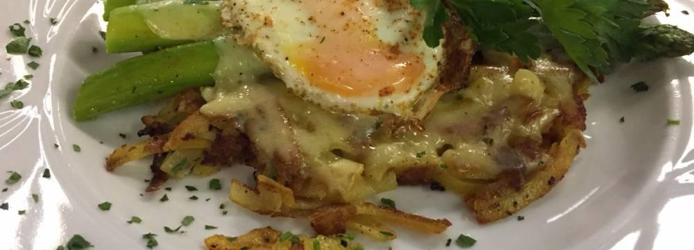 Restaurants in Seuzach: Chrebsbach La Rusticana