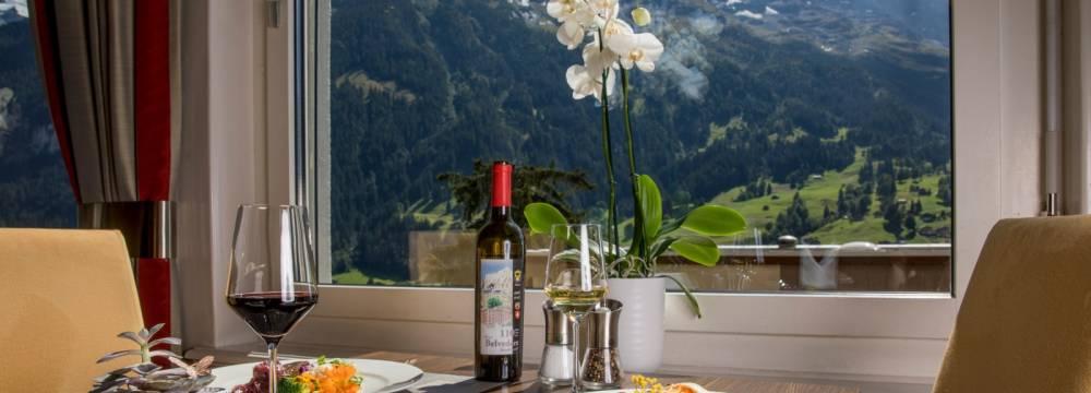 Restaurant Belvedere in Grindelwald
