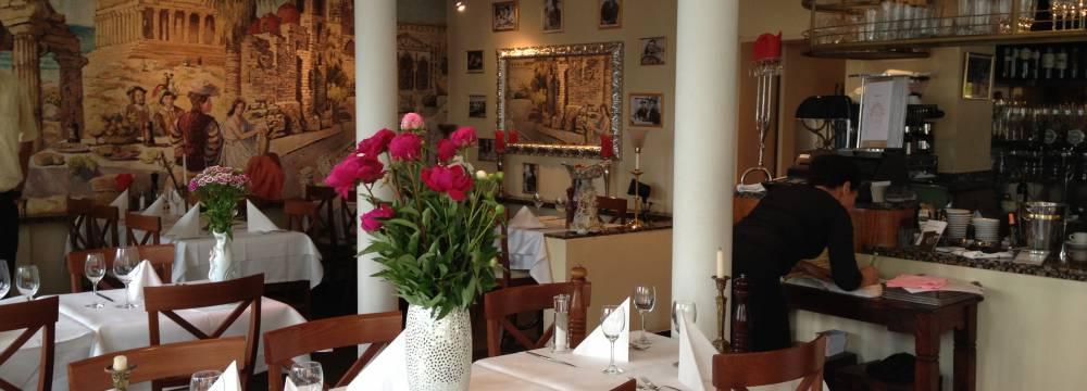 Restaurants in Frauenfeld: BARBAROSSA Ristorante Pizzeria