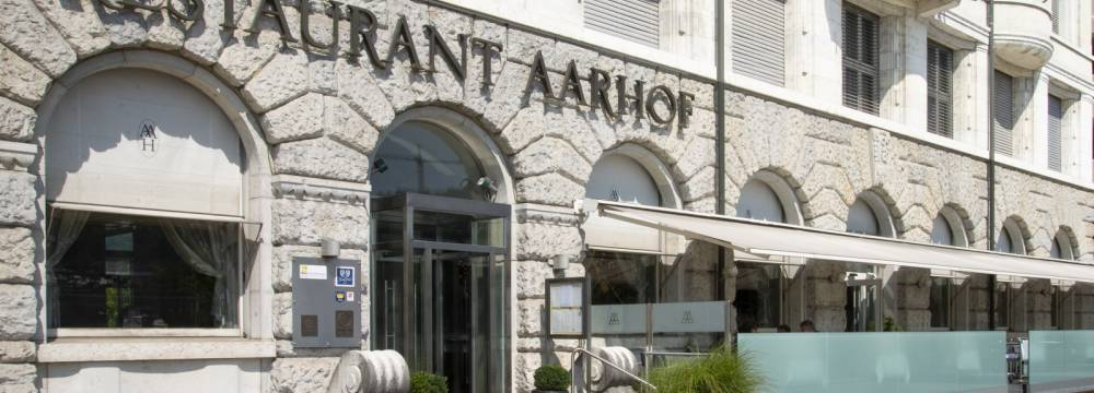 Restaurants in Olten: Restaurant Aarhof