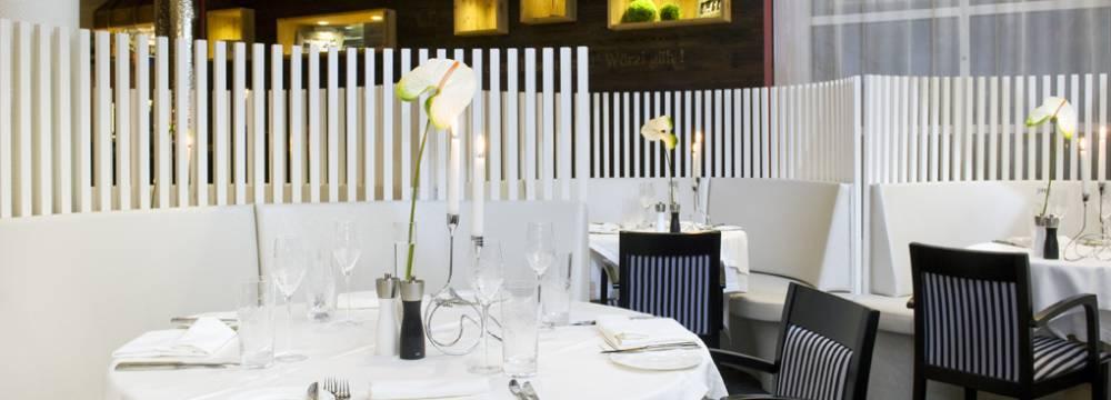 Restaurants in Zürich: feinWERK - Gourmetrestaurant