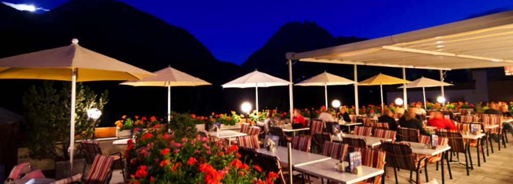 Restaurants in Scuol: Hotel Restaurant Astras