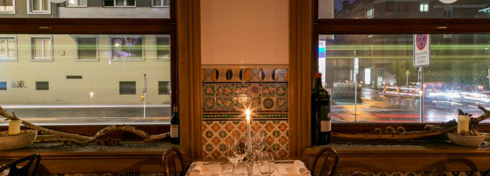 Restaurant 5 Signori in Basel