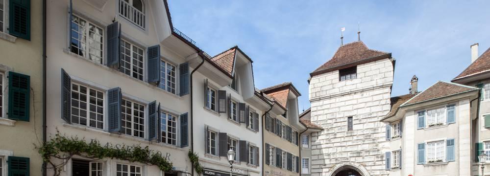 Restaurants in Solothurn: Baseltor