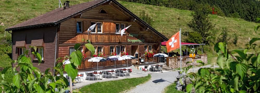 Berggasthaus Ahorn in Weissbad
