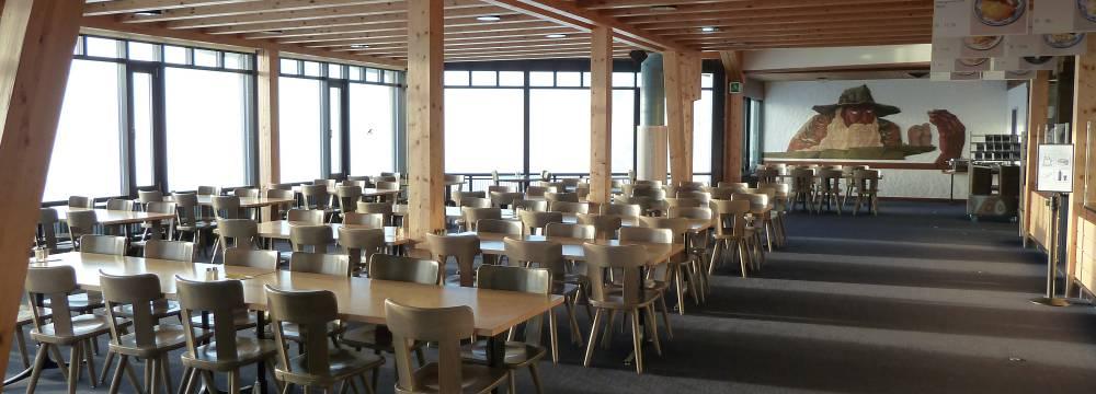 Restaurants in Grindelwald: Berghaus Mannlichen