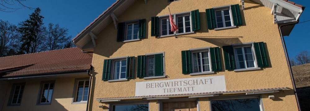 Genussgasthaus Tiefmatt in Holderbank