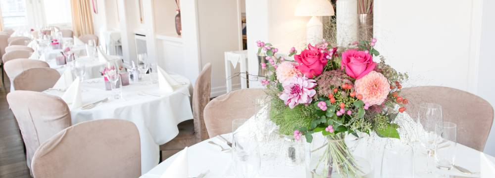 Restaurants in St. Gallen: Erststock-Restaurant Hotel Metropol