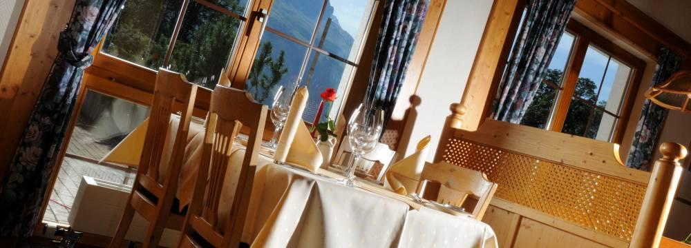 Restaurants in Grindelwald: Bodmi BellaVista