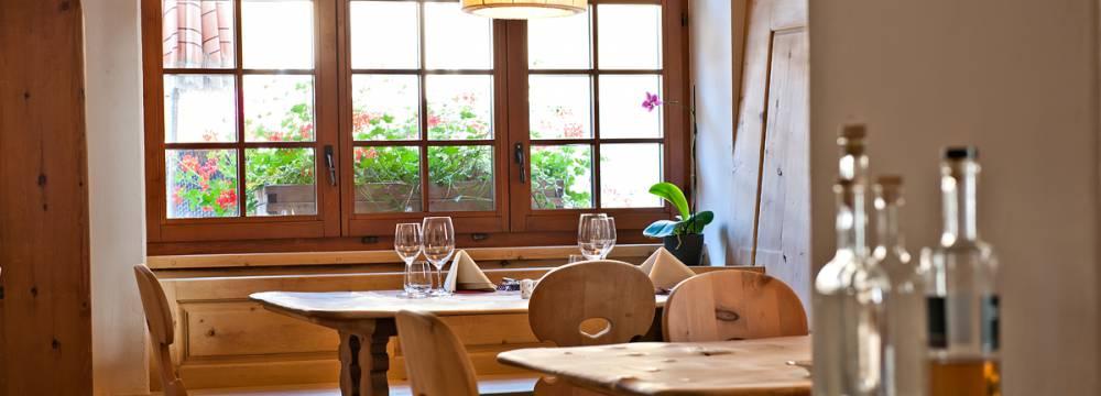 Restaurants in Zuoz: Cruschetta