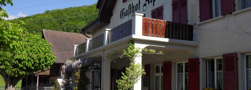 Gasthof Alpbad in Sissach