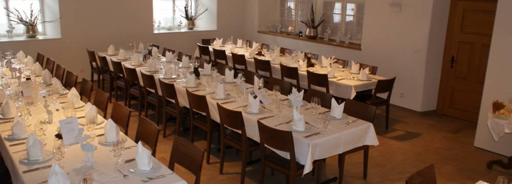 Restaurants in Merishausen: Restaurant Gemeindehaus