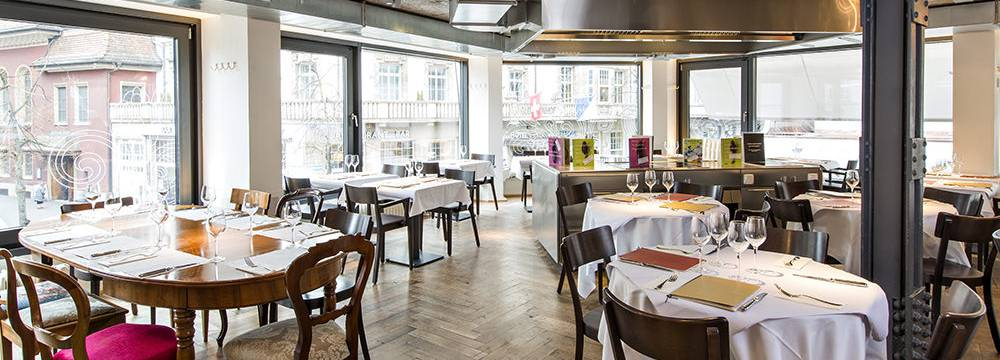 Restaurant Haus Hiltl in Zürich