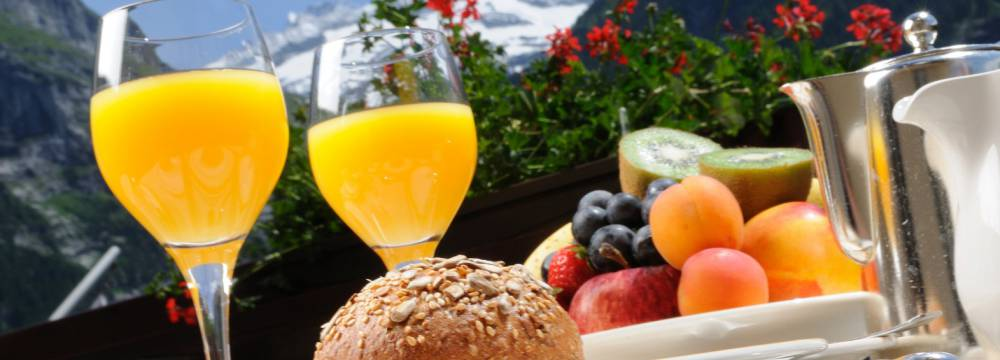 Restaurants in Grindelwald: Kreuz und Post