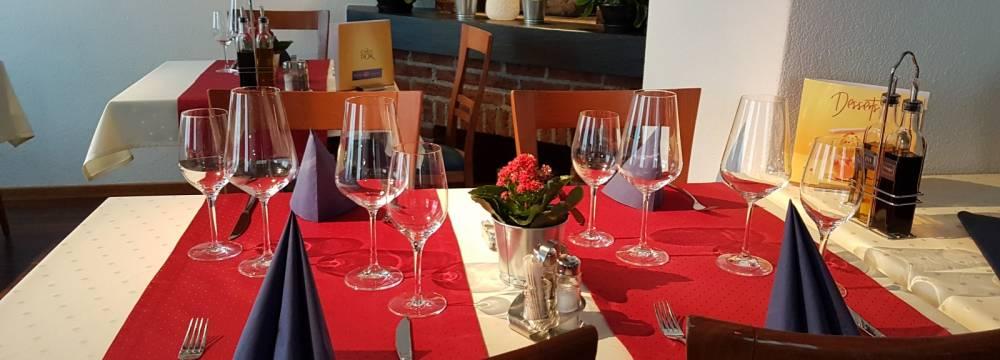 Restaurant Krone Sargans in Sargans