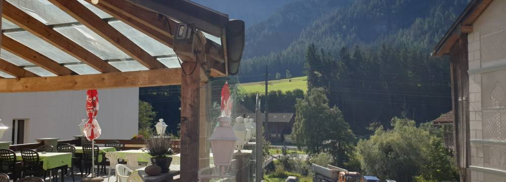 Restaurants in Surava: Landgasthaus Post