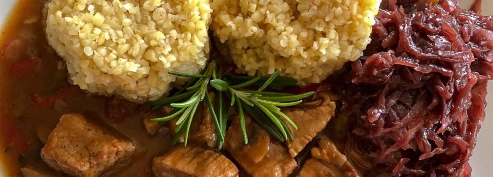 Restaurants in Bellach: Moja Tawerna  Polnische Spezialitäten