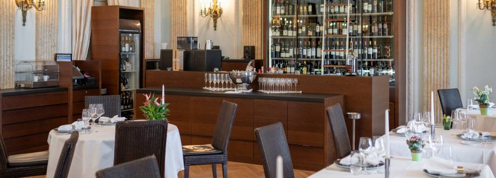 Restaurants in Lucerne: Restaurant Olivo