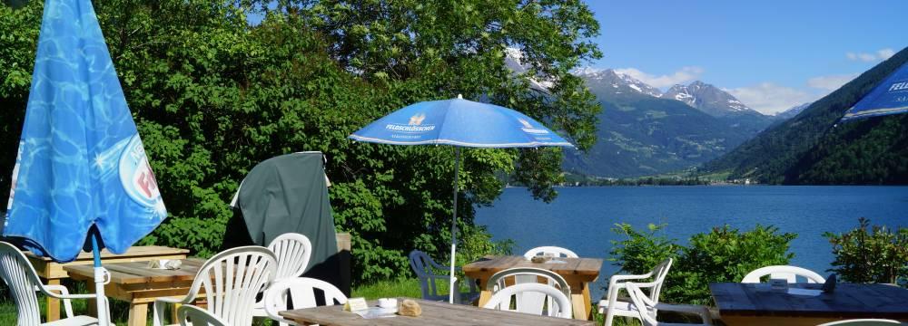 Restaurants in Miralago: Ristorante Grotto Miralago