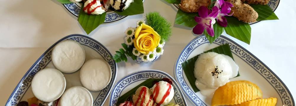 Restaurants in Bronschhofen: Restaurant Thai Orchidee