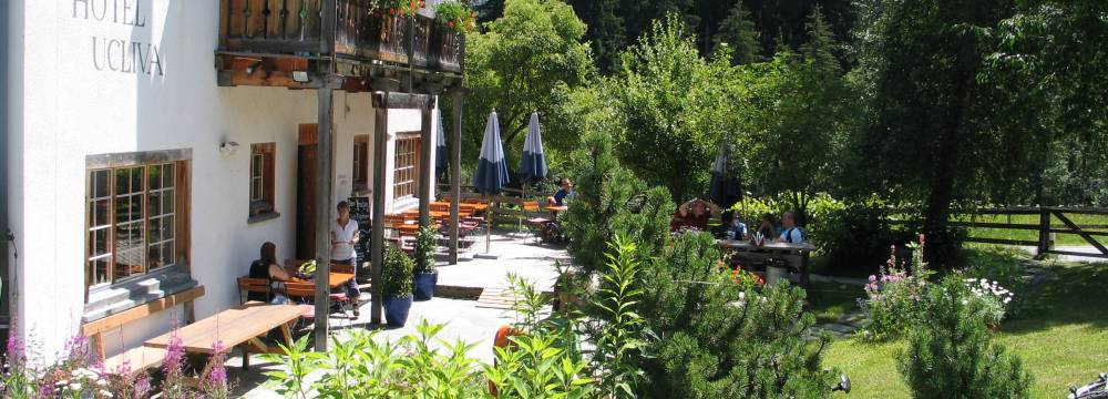Restaurants in Waltensburg: Ucliva