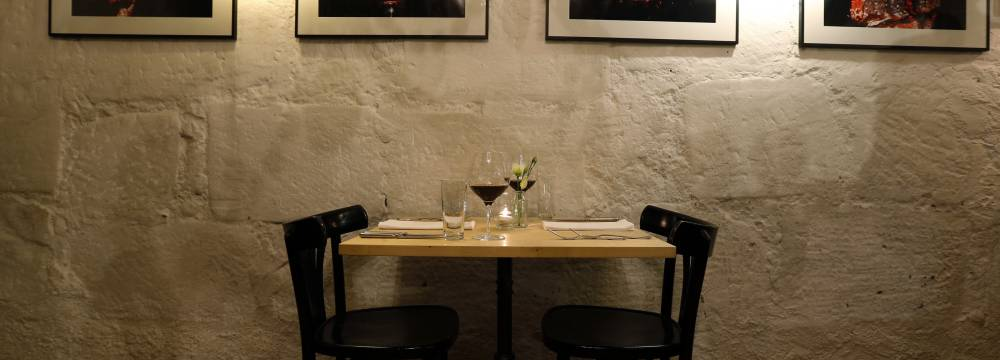 Restaurants in Bern: Tredicipercento Restaurant & Weinbar