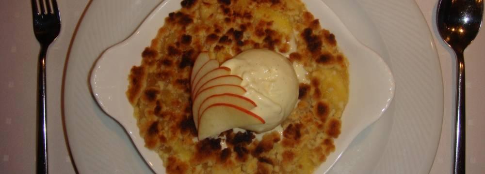 Restaurants in Amriswil: Wasserschloss Hagenwil Restaurant