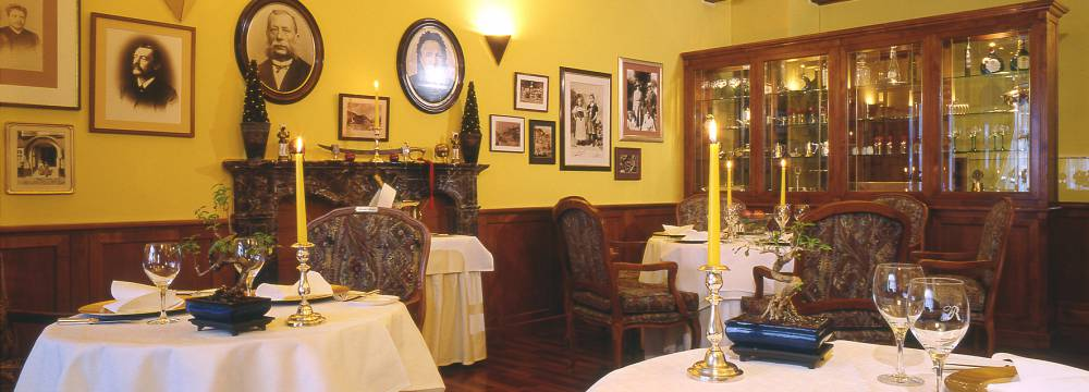 Restaurants in Wengen: Chez Meyers (Gourmet Restaurant)
