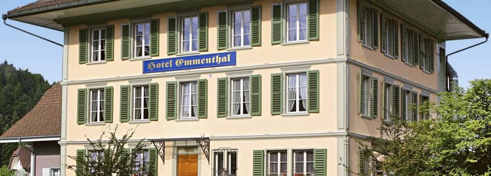 Restaurant zum Goldenen Löwen in Langnau im Emmental
