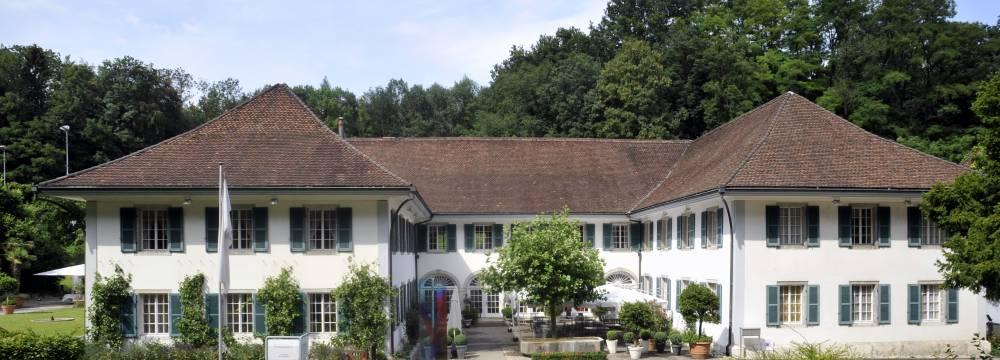Restaurants in Solothurn-Riedholz: Attisholz le feu (Gaststube 9.5)
