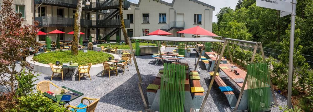 Neue Spinnerei in Aathal-Seegräben