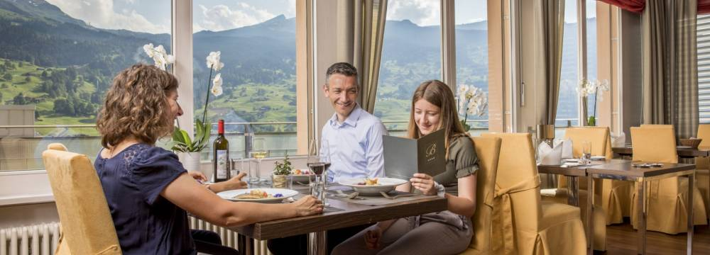 Restaurants in Grindelwald: Restaurant Belvedere