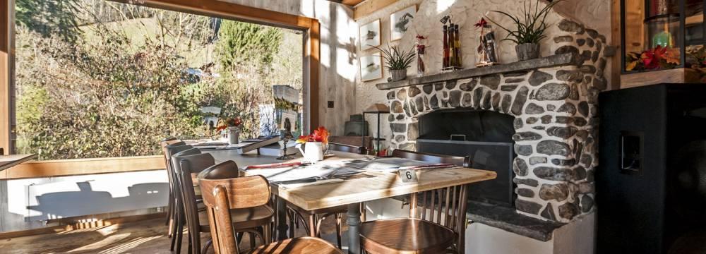 Restaurants in Zweisimmen: Forellensee