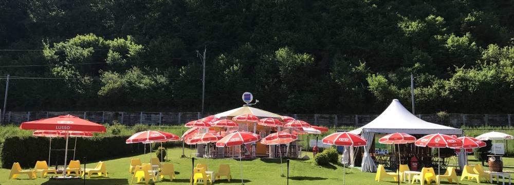 Restaurants in Berlingen: pipo's BAR