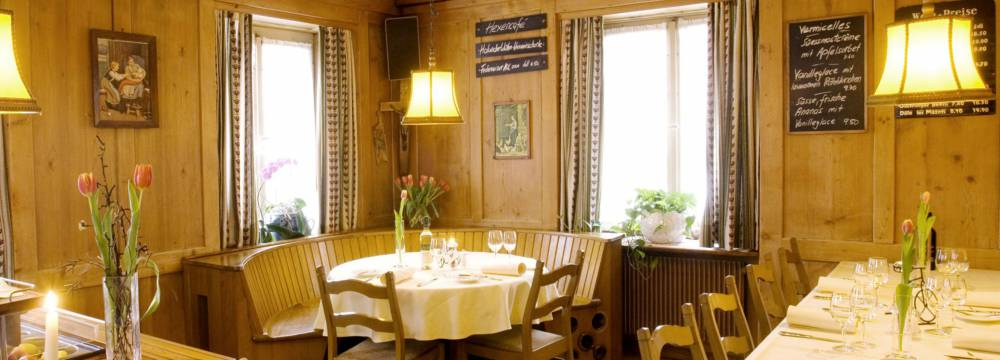 Restaurants in Ramsen: Hotel Restaurant Hirschen